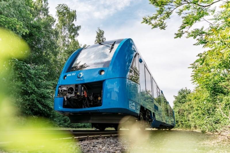 Coradia iLint: διάκριση για το πρώτο τρένο υδρογόνου στον κόσμο
