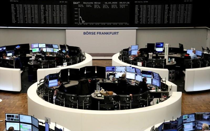 Ανοδικά έκλεισαν τα ευρωπαϊκά χρηματιστήρια