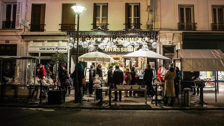 Προσωρινό λουκέτο σε 24 εστιατόρια στο Παρίσι