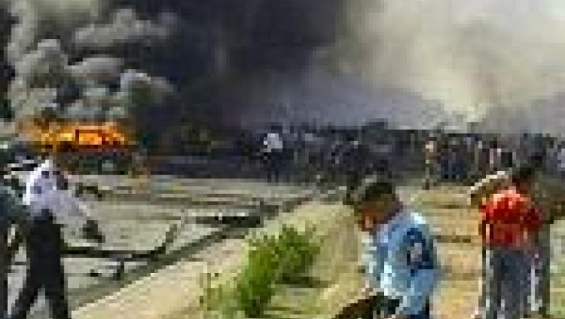 Ιράκ: Καταδίκη και έρευνα δυτικών χωρών για την επίθεση στο Εμπρίλ