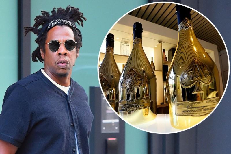 Το 50% του brand σαμπάνιας του Jay-Z πωλήθηκε στην LVHM