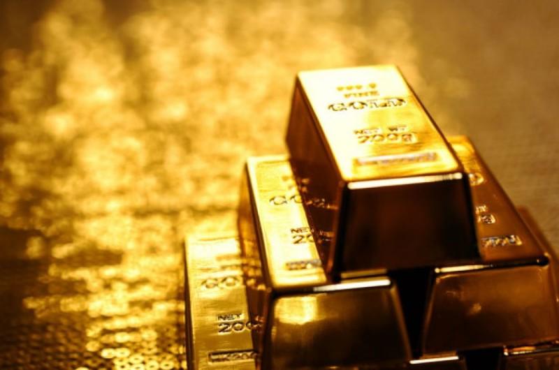 Χρυσός: Κάτω από τα 1.800 δολάρια λόγω του ράλι των αποδόσεων στα αμερικανικά ομόλογα