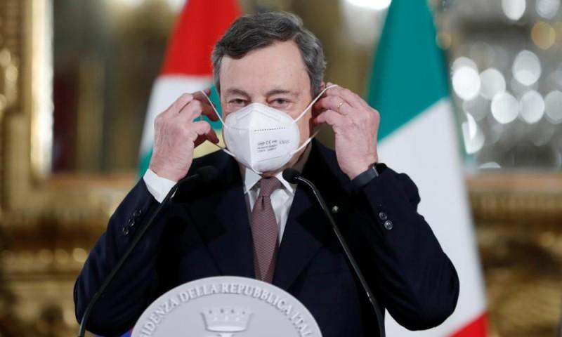 Ιταλία: Ορκίστηκε η κυβέρνηση Ντράγκι