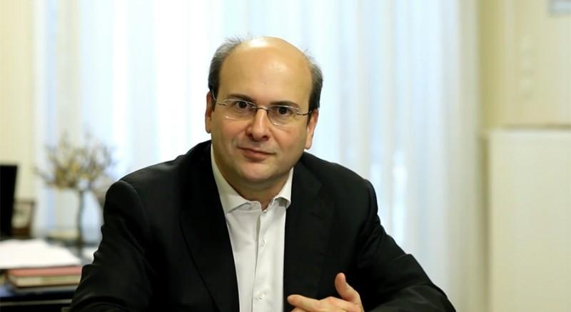 Κ. Χατζηδάκης: Τροπολογία για καταβολή εθνικής σύνταξης σε όσους περιμένουν να εκδοθεί