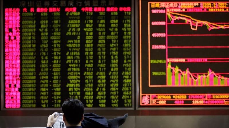 Μεικτές τάσεις στις αγορές της Ασίας