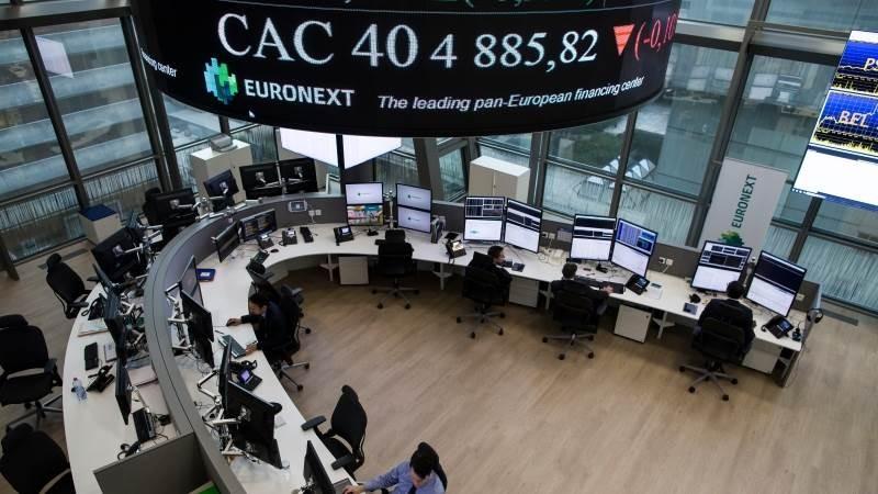 Ευρωπαϊκά Χρηματιστήρια: Υποχώρηση εν μέσω αμφιβολιών για ανάκαμψη και ανόδου αποδόσεων στα ομόλογα