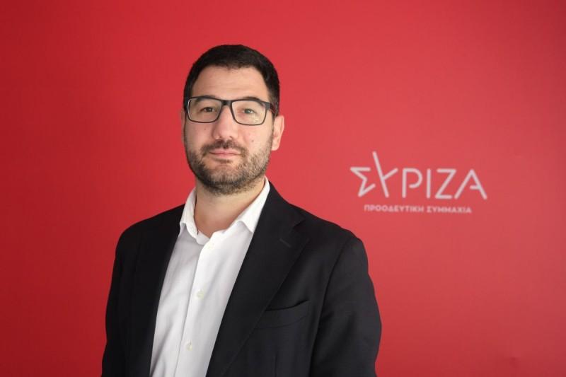 Ν. Ηλιόπουλος: Η Ν.Δ. να απαντήσει για το «κορωνοπάρτι» στην Ικαρία