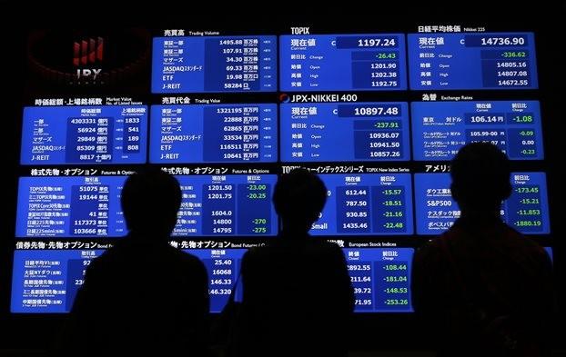 Ραγδαία αλλαγή στις αγορές με την άνοδο των επιτοκίων
