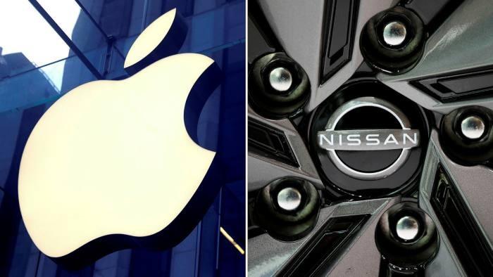 Apple - Nissan: