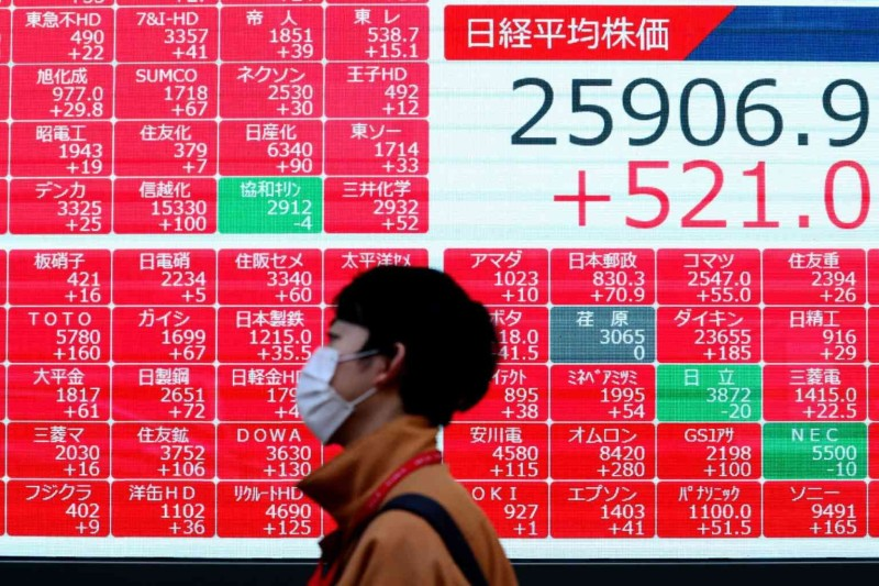 Σημαντική πτώση στα Ασιατικά χρηματιστήρια