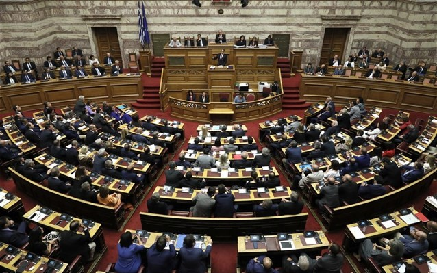 Βουλή: Εντονη αντιπαράθεση κυβέρνησης - αντιπολίτευσης για την τριτοβάθμια εκπαίδευση
