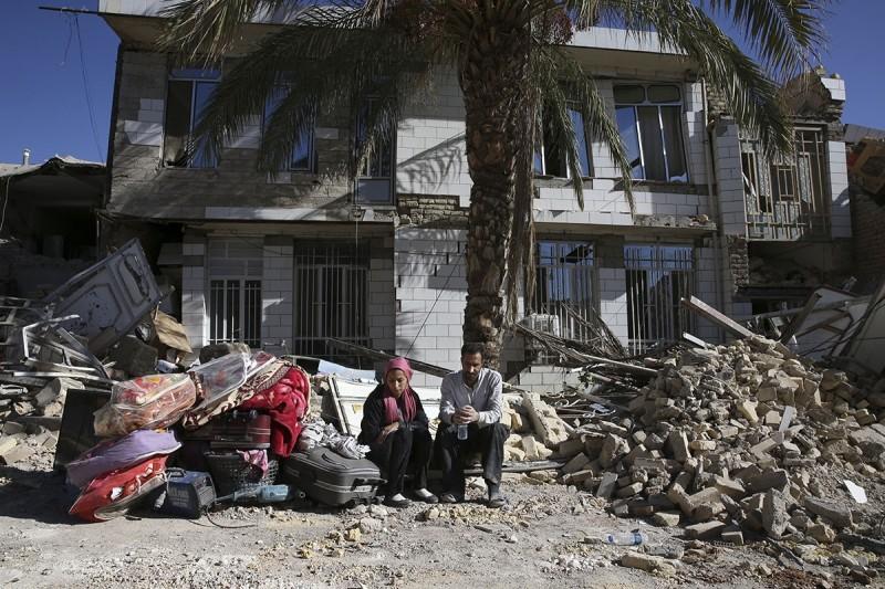 Ιράν: Δεκάδες τραυματίες και μεγάλες ζημιές από σεισμό 5,4 Ρίχτερ