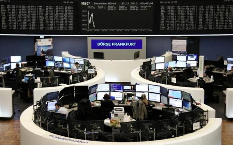 Τα εταιρικά κέρδη ενισχύουν τα ευρωπαϊκά χρηματιστήρια
