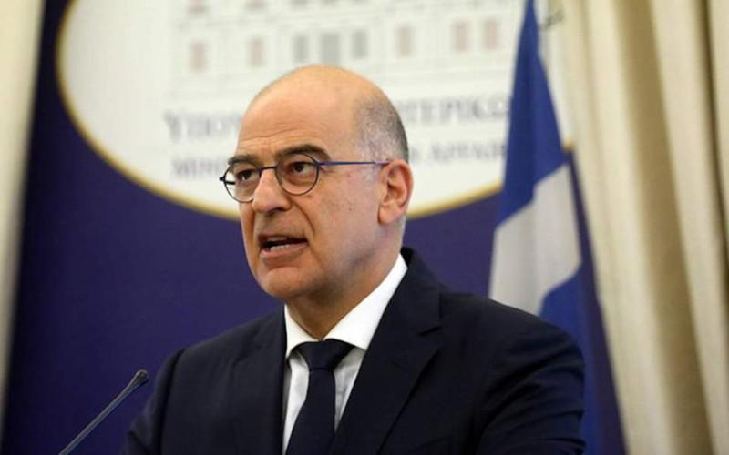 Νίκος Δένδιας: Η Ελλάδα αντιδρά όταν πρέπει