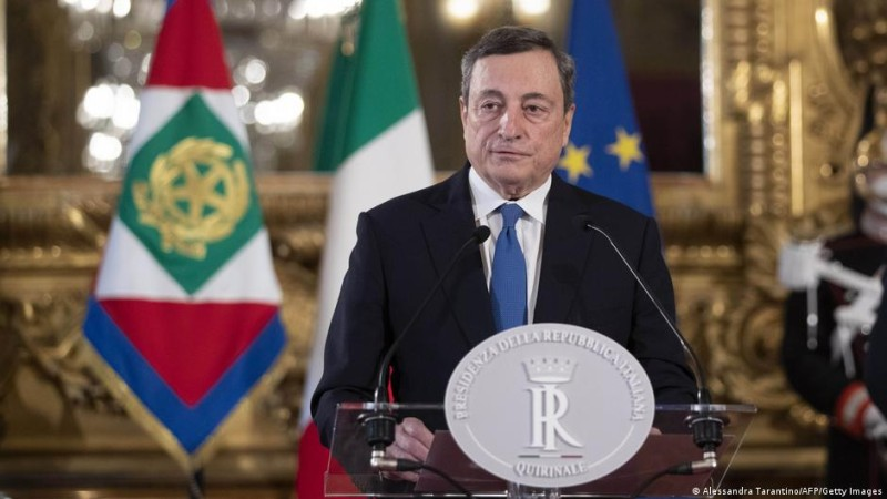 Ιταλία: Ορκίζεται αύριο στις 12 μ.μ.η νέα κυβέρνηση Ντράγκι