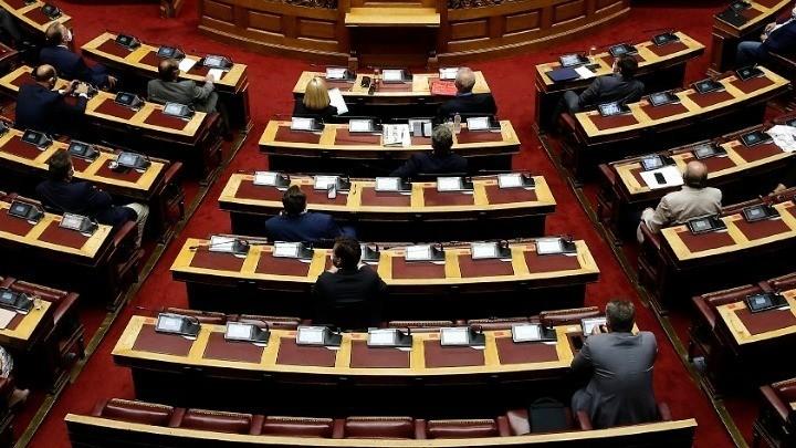 Ξεκινά η συζήτηση των πολιτικών αρχηγών στην Βουλή