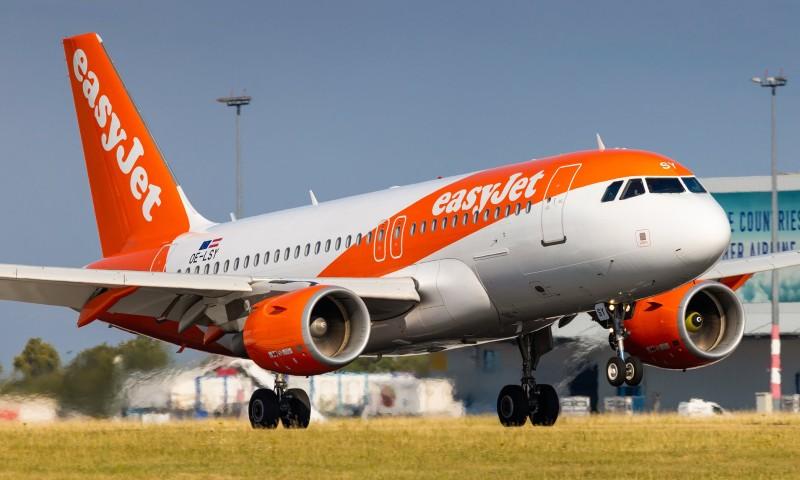 EasyJet: Αύξηση των κρατήσεων για αεροπορικά ταξίδια