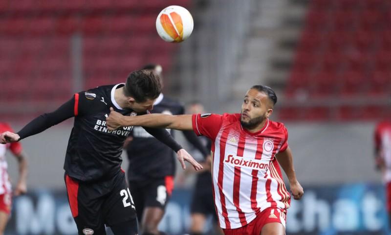 Europa League: Ολυμπιακός - PSV Αϊντχόβεν 4-2