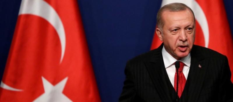 Ερντογάν: Οι στρατιωτικές επιχειρήσεις κατά των Κούρδων θα επεκταθούν
