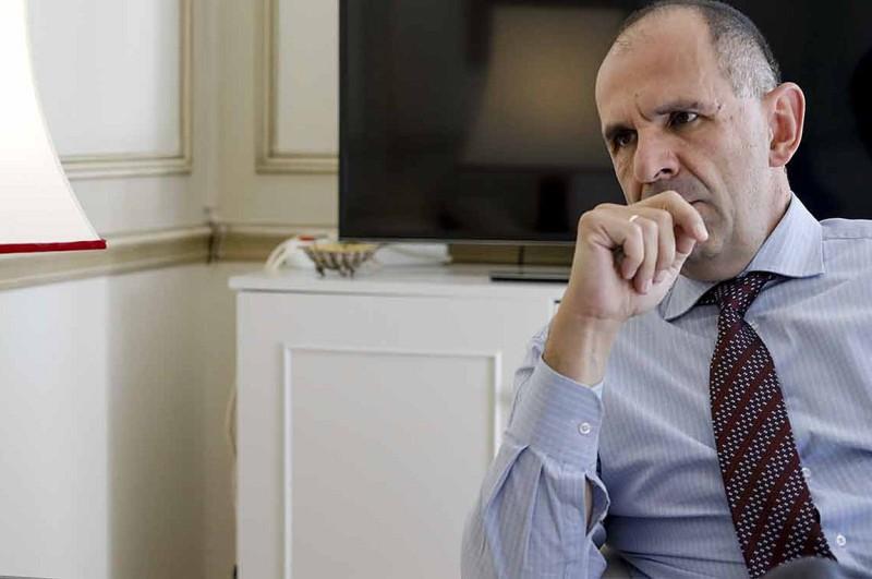 Γεραπετρίτης: νομοσχέδιο για την επιδότηση των επιχειρήσεων που πλήττονται