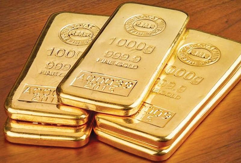 Πτώση της τιμής του χρυσού κάτω από τα 1.800 δολάρια - Κέρδη για τα άλλα μέταλα