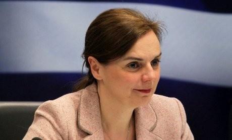 ΤτΕ: Νέα υποδιοικητής η Χρ. Παπακωνσταντίνου