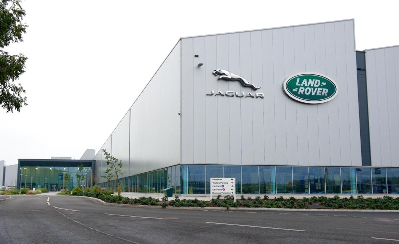 Η Jaguar Land Rover θα καταργήσει 2.000 θέσεις εργασίας παγκοσμίως