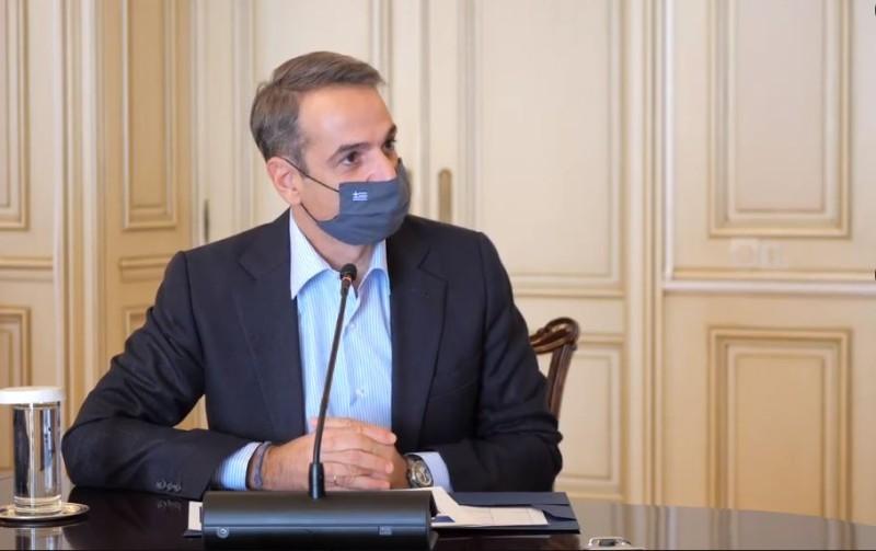 Σε Κύπρο και Ισραήλ αύριο ο Κυριάκος Μητσοτάκης