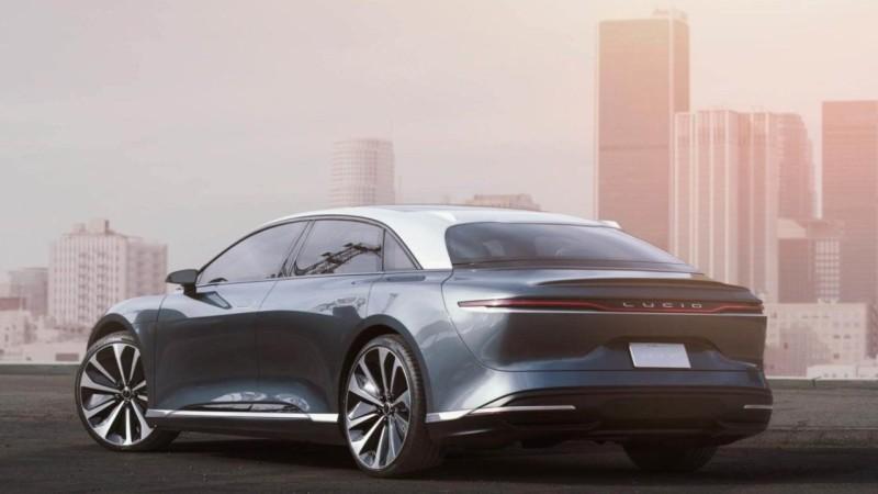 Lucid Motors: Δημόσια εγγραφή 11,75 δισ. δολαρίων για την ανταγωνίστρια της Tesla