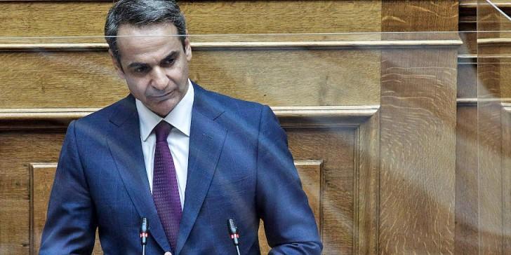 Κ. Μητσοτάκης: Δεν είναι δυνατόν να ζητάει ο κ. Τσίπρας παραβίαση του νόμου