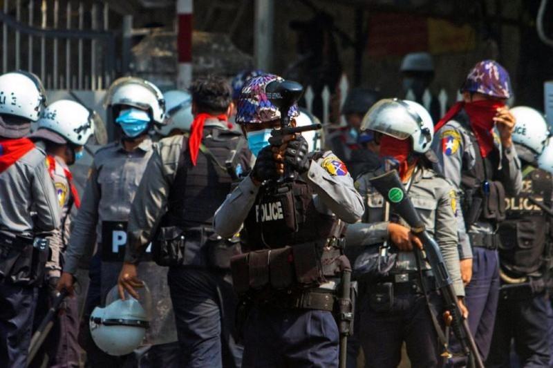 Μιανμάρ: Δύο διαδηλωτές νεκροί και τραυματίες από την αστυνομία
