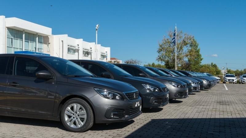 Μεγάλη πτώση στην κυκλοφορία νέων οχημάτων τον Γενάρη