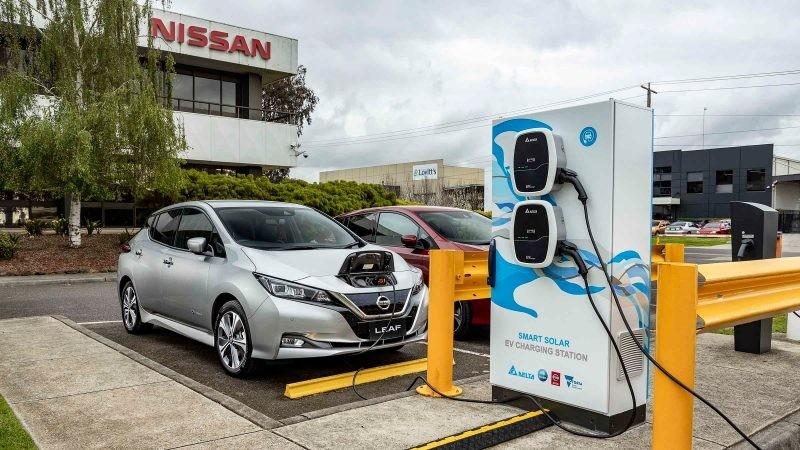 ΝΑ Ασία: Μεγάλο ενδιαφέρον για την αγορά ηλεκτρικών αυτοκινήτων