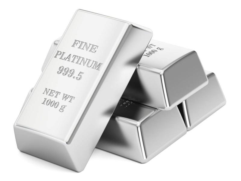 Κάμψη των διεθνών τιμών χρυσού - Άνοδος και ιστορικό υψηλό ο λευκόχρυσος