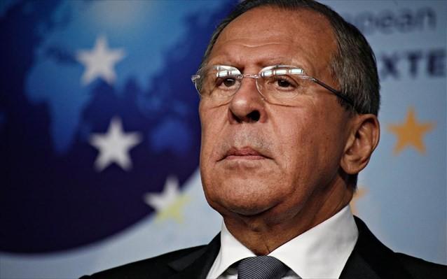 Σ. Λαβρόφ: Διακόπτουμε σχέσεις με την Ε.Ε. αν μας επιβληθούν κυρώσεις