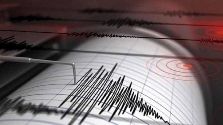Νέα σεισμική δόνηση 4,1 Ρίχτερ με επίκεντρο κοντά στη Ναύπακτο