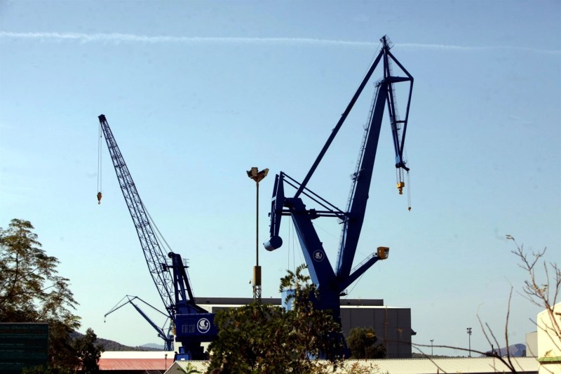 Για εξωπραγματική τιμή εκκίνησης στο Σκαραμαγκά μιλά η Pyletech Shipyards