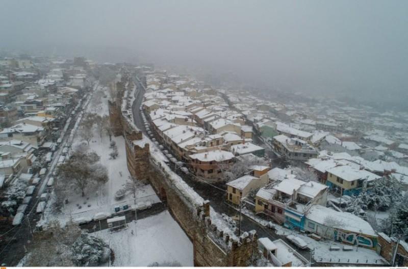 Κακοκαιρία «Μήδεια»: Ποιες περιοχές της χώρας έχουν μείνει χωρίς ρεύμα