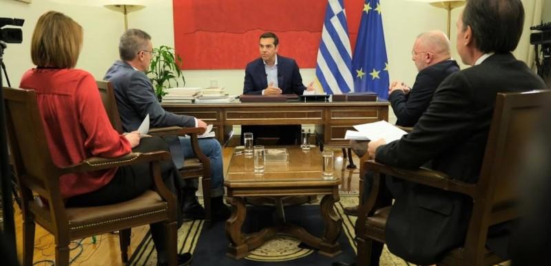 Αλέξης Τσίπρας: Μητσοτάκης και Μενδώνη συγκάλυψαν στην υπόθεση Λιγνάδη