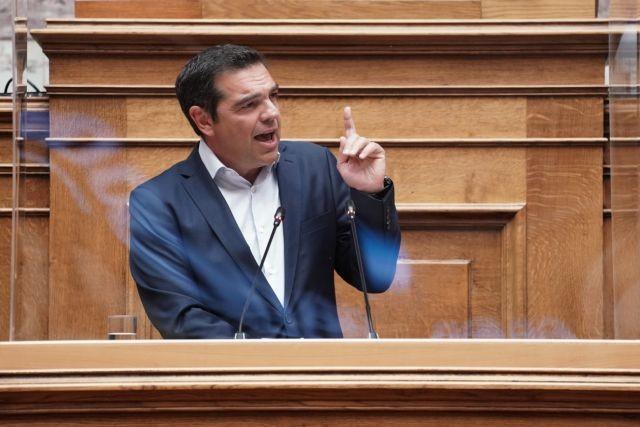 Αλ. Τσίπρας: Η κυβέρνηση οδηγείται σε αντιδημοκρατικές μεθοδεύσεις