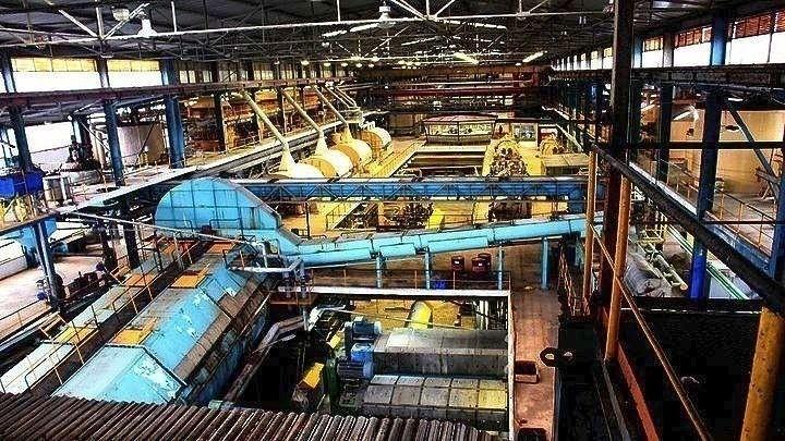Μείωση τζίρου 12,1% στην εγχώρια βιομηχανία το 2020