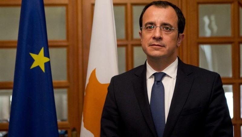 Ν. Χριστοδουλίδης: Πρόθεσή μας η επανέναρξη των διαπραγματεύσεων για το Κυπριακό