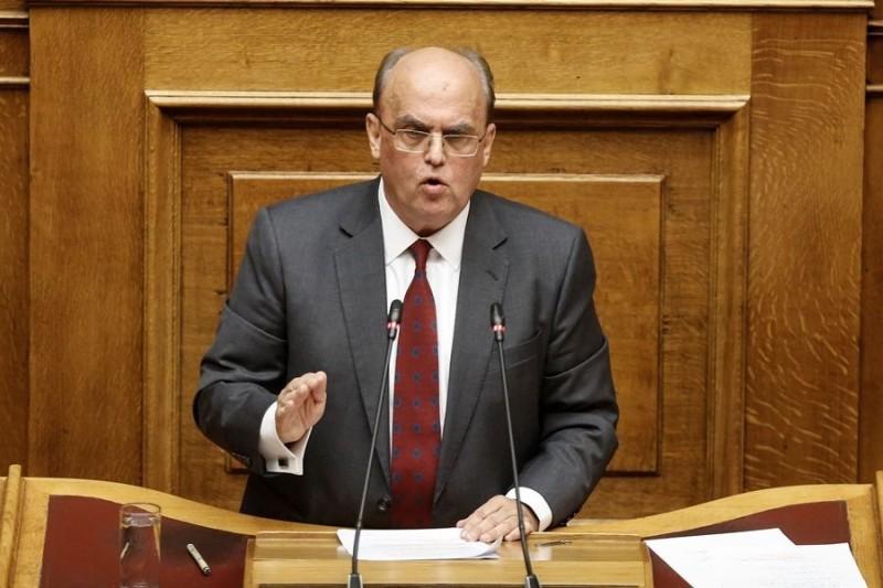 Βουλή: Ενστάσεις του Γ. Ζαββού στην πρόταση Στουρνάρα για Bad Bank