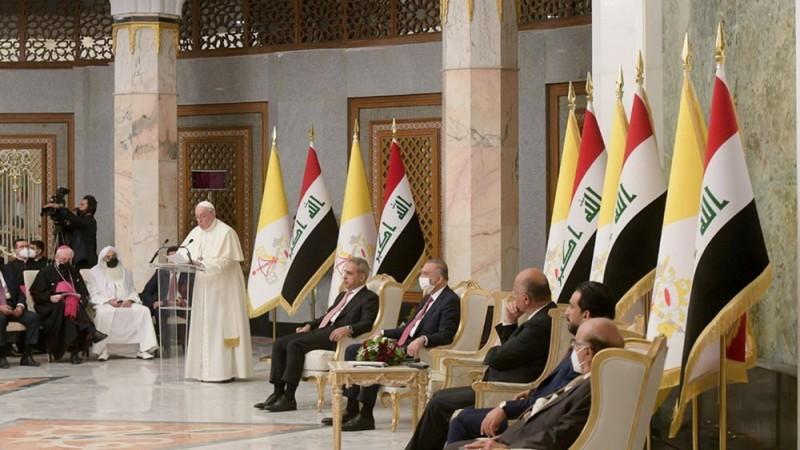 Ιράκ: Ολοκληρώθηκε η ιστορική επίσκεψη του Πάπα