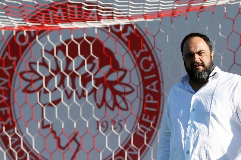 Βαγγέλης Μαρινάκης: Ο Ολυμπιακός είναι τρόπος ζωής, είναι η μεγάλη μας αγάπη