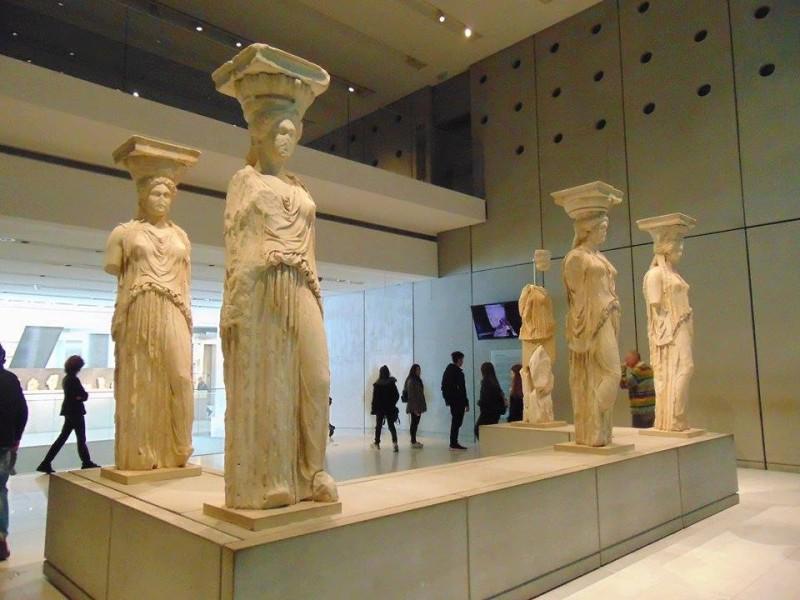 Κατακόρυφη μείωση επισκέψεων σε μουσεία και αρχαιολογικούς χώρους
