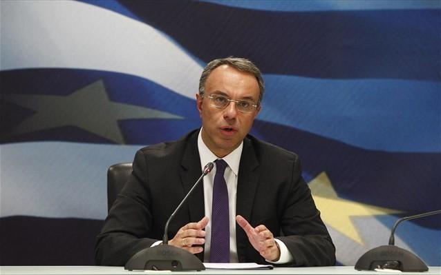 Χρ. Σταϊκούρας: Έως 50.000 επιχειρήσεις θα ωφεληθούν από την επιδότηση παγίων δαπανών