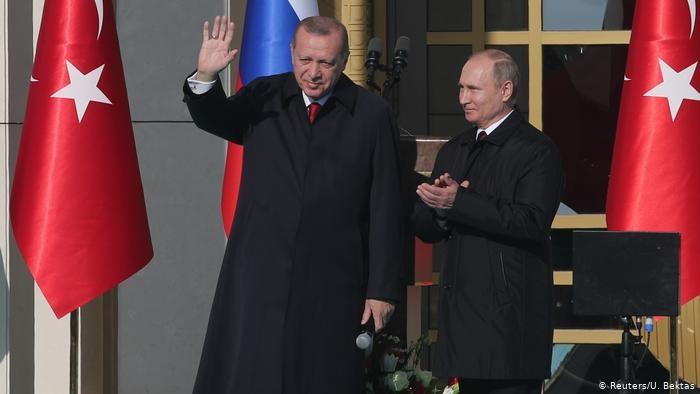 FAZ: Το «βρόμικο μυστικό» του Ερντογάν