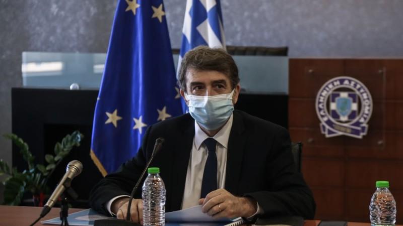 Μ. Χρυσοχοΐδης: Η «Λευκή Βίβλος» αλλάζει τα πάντα στην Αστυνομία