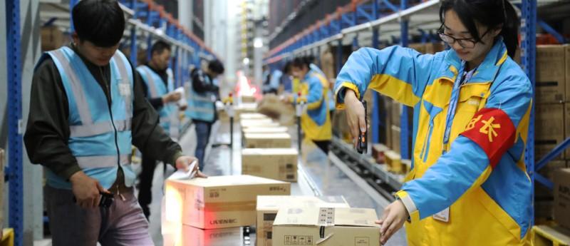 Κίνα: Κατά 32,2% αυξήθηκε το εξωτερικό εμπόριο